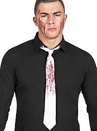 Blutige Krawatte
