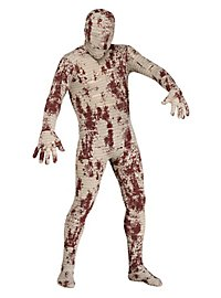 Blutige Mumie Ganzkörperanzug