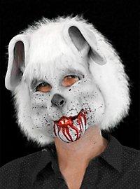 Blutiger Hase Maske