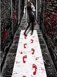 Blutiger Teppich
