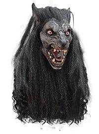 Blutmond Werwolf Maske
