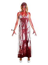 Blutüberströmte Carrie Kostüm