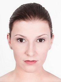 Blutwolf Kontaktlinse mit Dioptrien