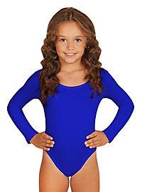 Body für Kinder blau