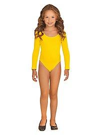 Body für Kinder gelb