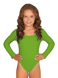 Body für Kinder grün