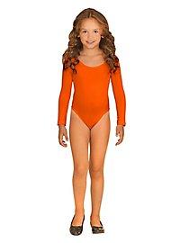 Body für Kinder orange