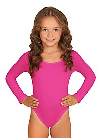 Body für Kinder pink