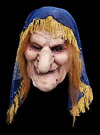 Böse Hexe Maske