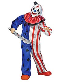 Böser Clown Kinderkostüm