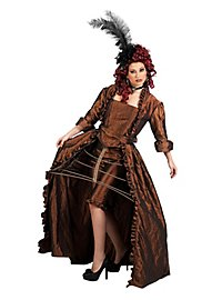 Bold Baroque Beauty Costume
