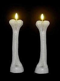 Bone Candles Halloween Decoration
