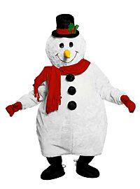Bonhomme de neige Mascotte