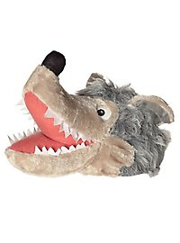Bonnet de méchant loup