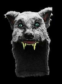Bonnet loup gris