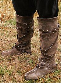 Bottes de viking