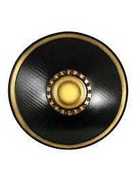Bouclier rond doré - Ancient
