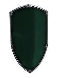 Bouclier de soldat vert
