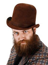 Bowler Hat brown
