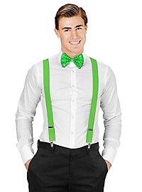 braces green