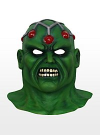 Brainiac Maske aus Latex