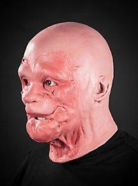 Brandnarben Maske aus Schaumlatex