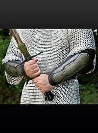 Bras d'armure de mercenaire