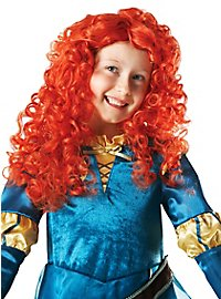 Brave Merida Wig for Kids