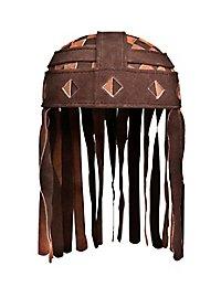 Leather helmet - Wallace
