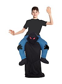 Bright Carry Me Ghost Child Costume