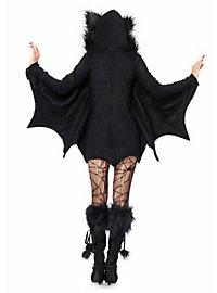 Brisk Bat Hoodie Dress