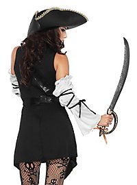 Brocade pirate costume