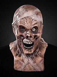 Brown Mummy Latex Mask