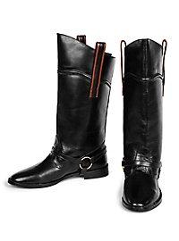 Buccaneer Boots black