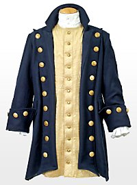 Buccaneer Coat blue