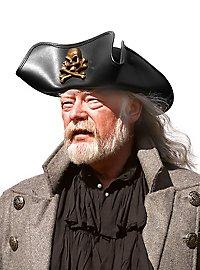 Buccaneer's Hat leather