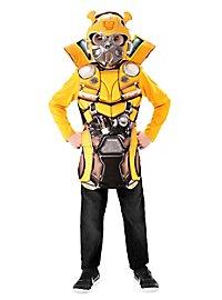 Bumblebee Transformer Child Costume