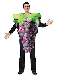 Bunch of Grapes purple Costume