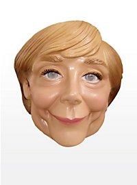 Bundeskanzlerin Maske