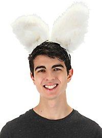 Bunny ears white