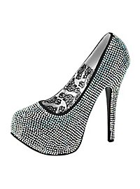 Bunt Strass High Heels