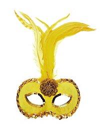 Burlesque Maske Tropic