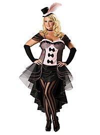 Burlesque Tänzerin Kostüm