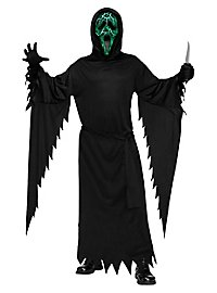 Burning Ghostface Scream Costume