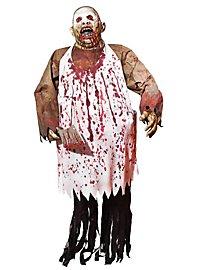 Butcher Animated Halloween Prop