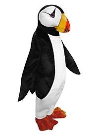 Butler Pinguin Maskottchen