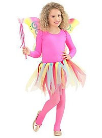 Butterfly fairy accessory set for children