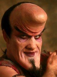 Cabal - Die Brut der Nacht Kinski Maske