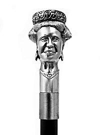Canne de reine