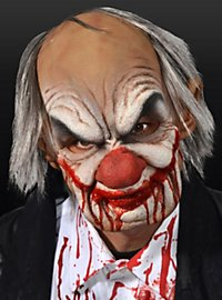Cannibal Clown Latex Full Mask